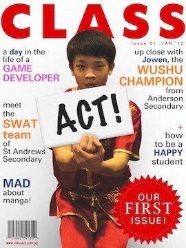 Class Act - Daniel Wong