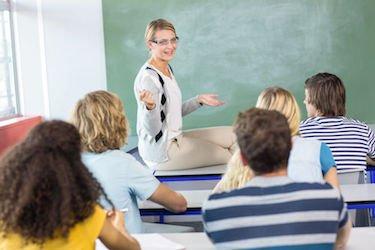 Ask teachers for help